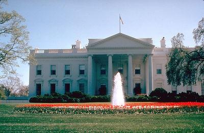 Free Stock Photo: The White House in Washington, DC.