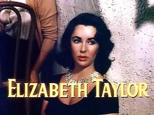Cropped screenshot of Elizabeth Taylor from the trailer for the film The Last Time I Saw Paris. [Wikipedia.]