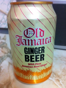 Old Jamaica Ginger Beer. [Photo by me, 2014.]