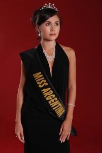 Free Stock Photo: Portrait of Miss Argentina 2008 Maria Martinez