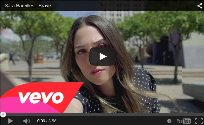 SaraBareillesBrave