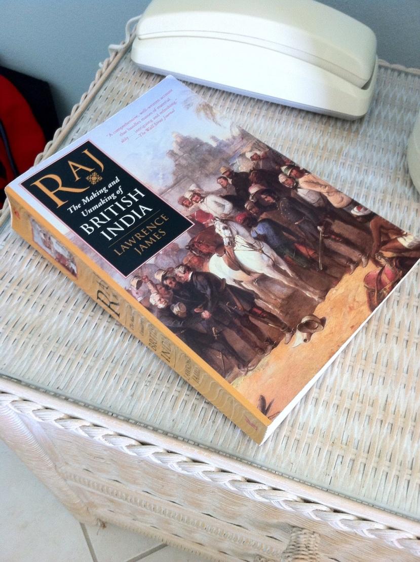 Holiday reading.