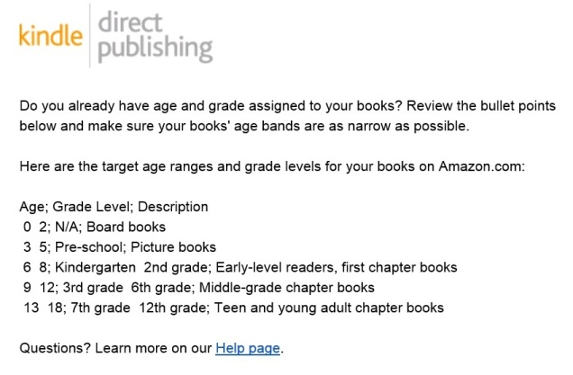 Edited message from Kindle.