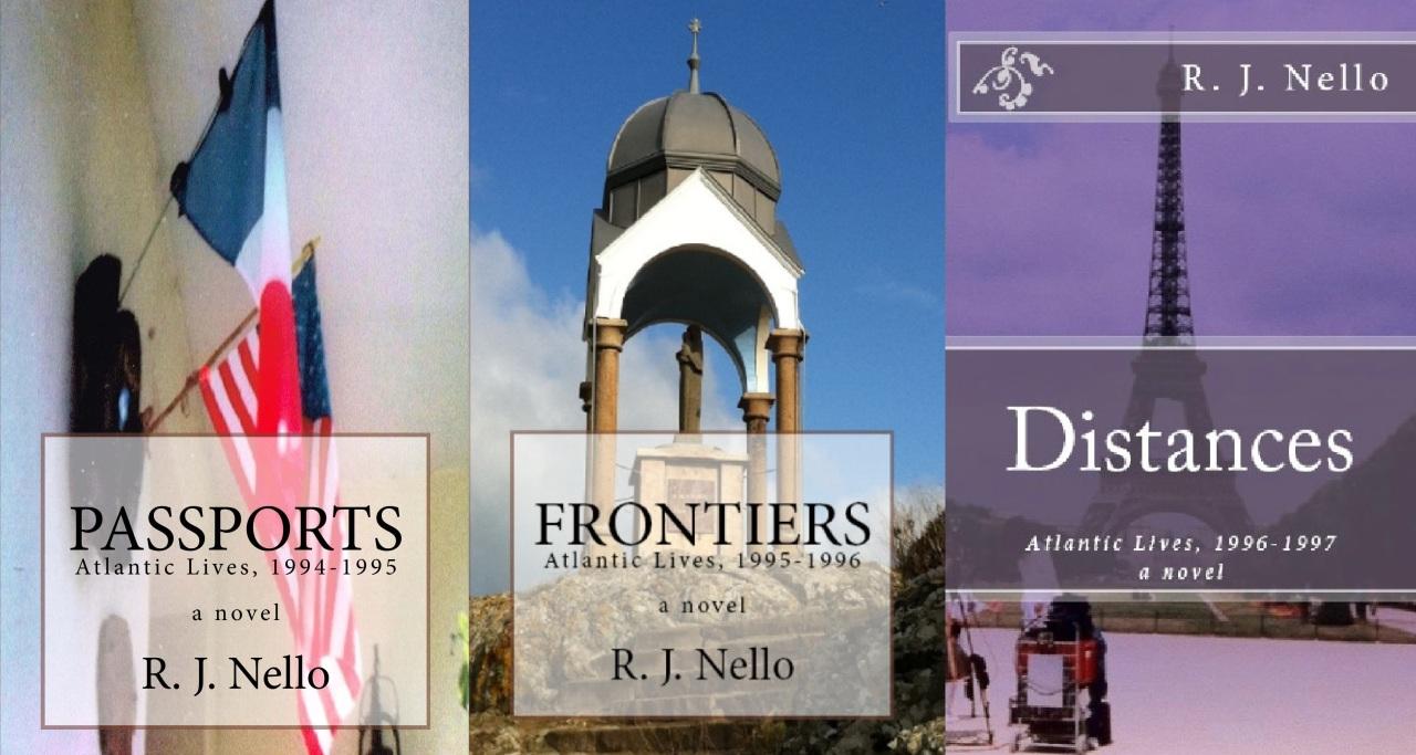 Passports (Part 1), Frontiers (Part 2), Distances (upcoming Part 3.)