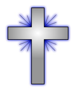 Free Stock Photo: Illustration of a cross.