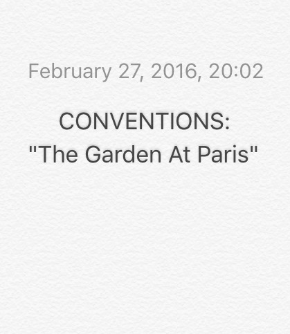 Working title for the new novel. [Screen capture by me.]