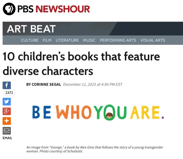 Screen capture of the PBS web site.