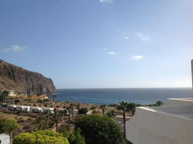 View on Tenerife, Canary Islands, Spain. [Photo by me, 2016.]