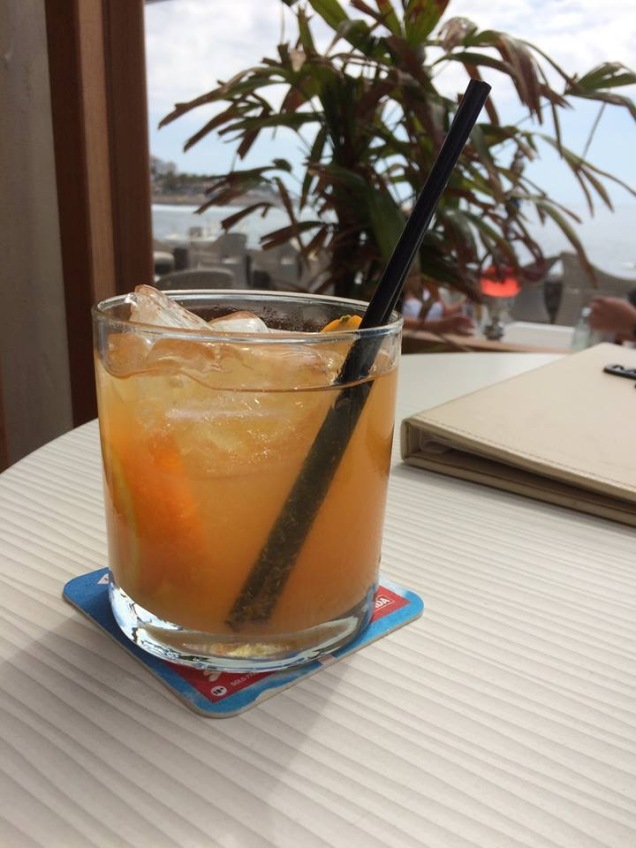 An Old Fashioned, Tenerife, Canary Islands, Spain style. [Photo by Mrs. Nello, 2016.]