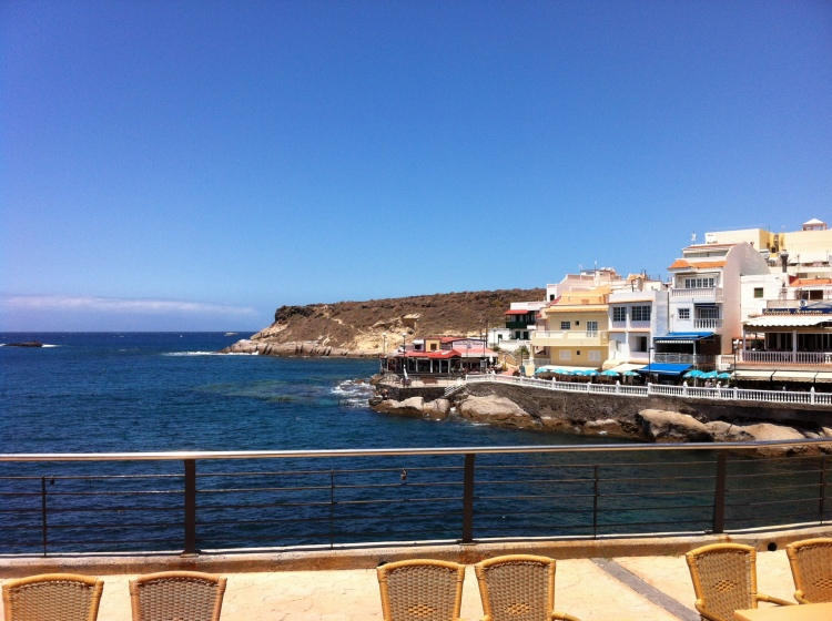 La Caleta, Tenerife, Canary Islands, Spain. [Photo by me, 2016.]