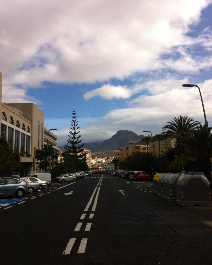 Street. Tenerife, Canary Islands, Spain. [Photo by me, 2016.]