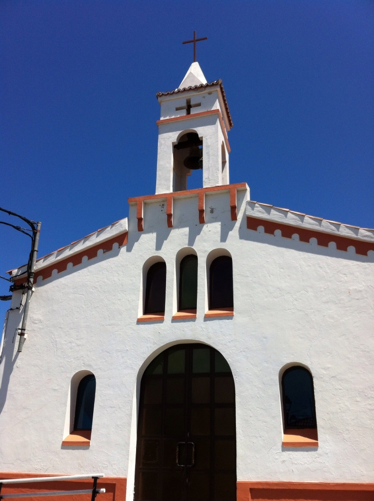 Village church, Tenerife, Canary Islands. [Photo by me, 2016.]