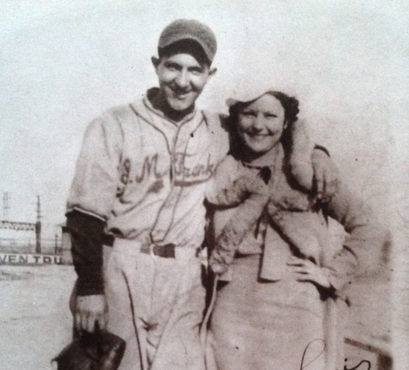 My maternal grandparents (before they were married), 1935.