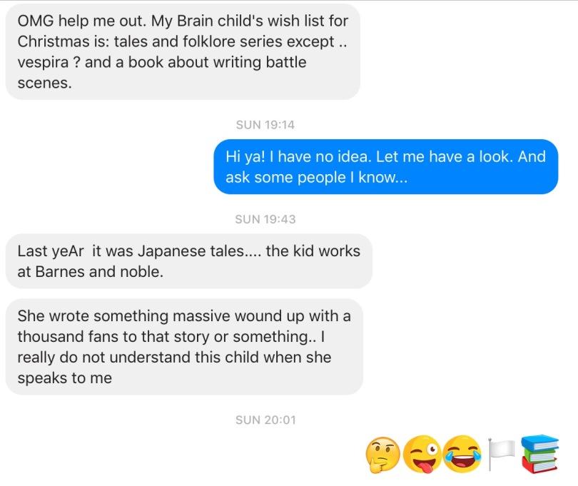 Screen capture of Messenger.