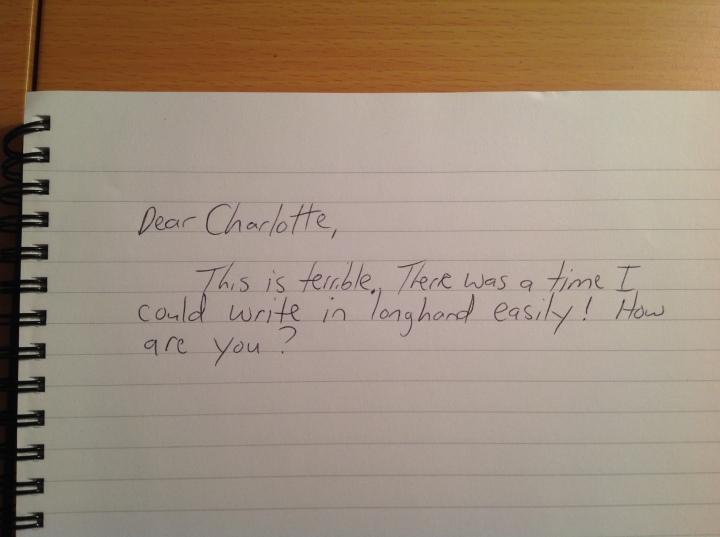 """""""Dear Charlotte"""""""