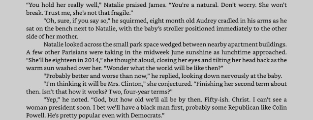 """Excerpt from """"Distances."""" Click to expand."""