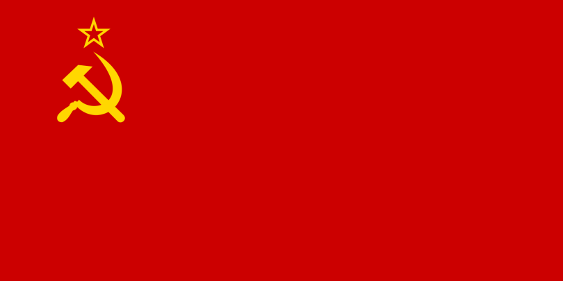 Flag of the Soviet Union, 1922-1991.