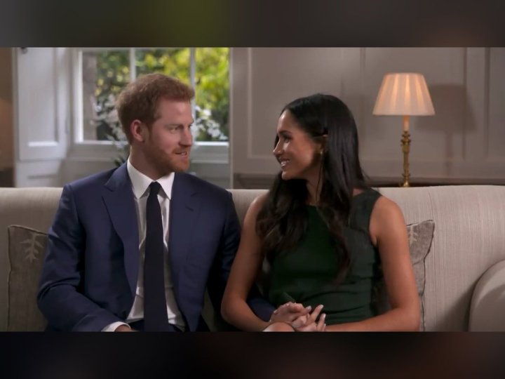 Welcome To The United Kingdom, Meghan(Repost)