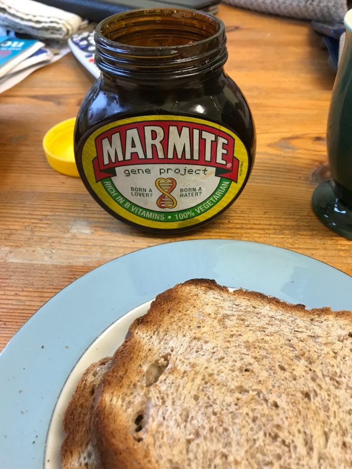 Then There IsMarmite