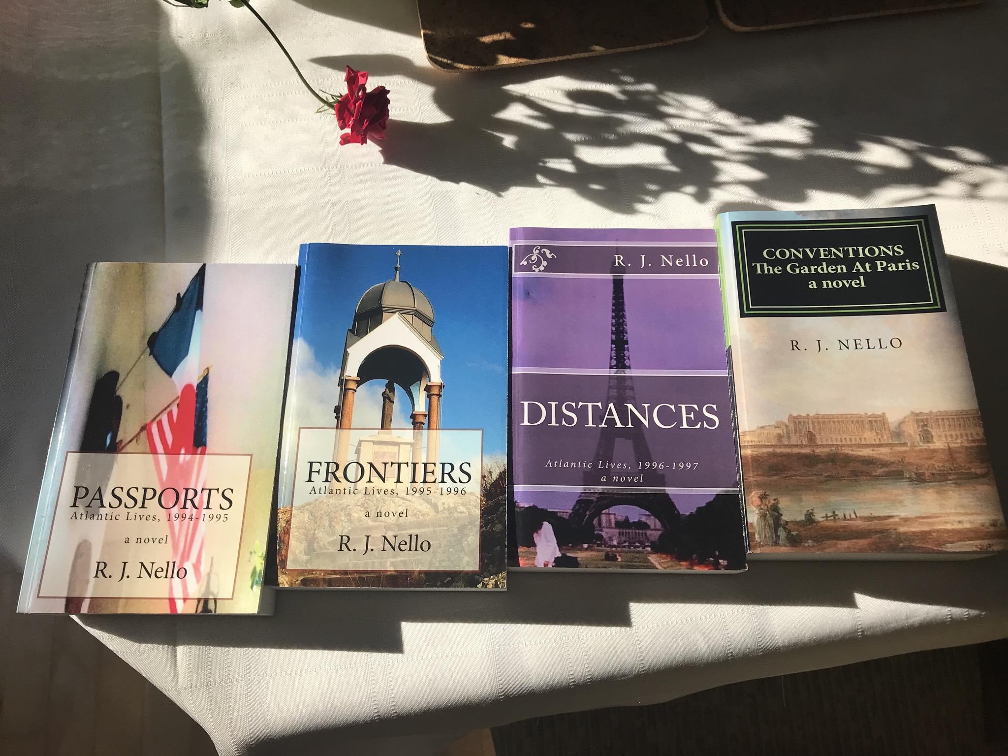 My novels