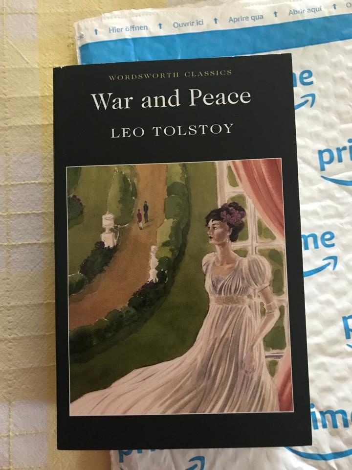 Paperback Tolstoy