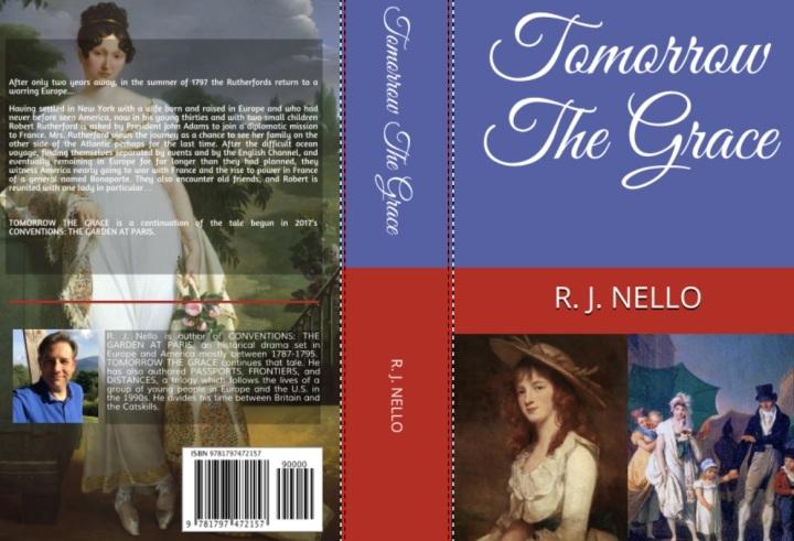 """PUBLISHED: """"Tomorrow TheGrace"""""""
