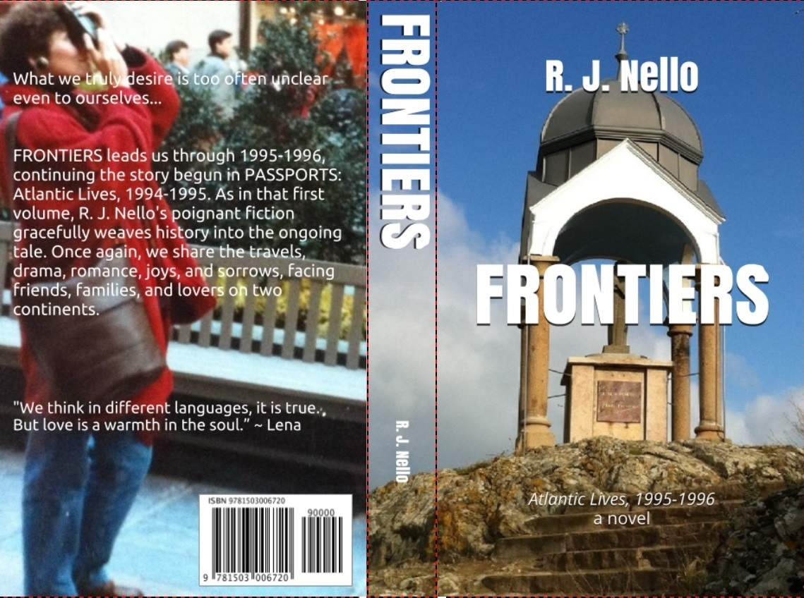 Frontiers: Atlantic Lives, 1995-1996