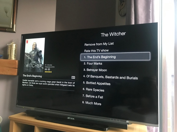 """Review: """"The Witcher"""""""