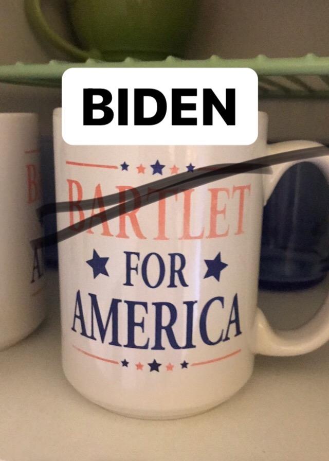 """""""Biden For America"""""""