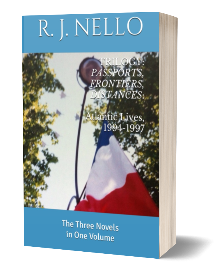 Trilogy: Passports, Frontiers, Distances: The Three Novels in One Volume